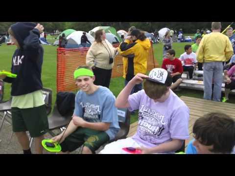 24 Hour Challenge Run - Lundahl Middle School