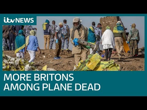 At least nine British nationals among 157 killed in Ethiopia crash | ITV News