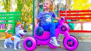 Макс - Все лучшие серии подряд про Макса для детей и малышей Тайная жизнь Мультики 2017 Max and toys