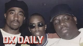 P.Diddy Paid $1M For Tupac Shakur