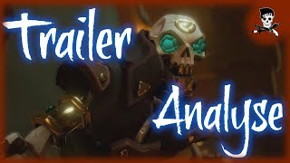 Sea of Thieves NEWS: Trailer Analyse Tall Tales – Skelett Lords + Rätsel + Kampagne | UPDATE Details