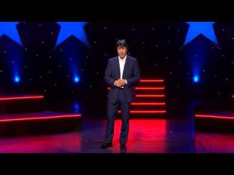 John Bishop: Live DVD  John discusses his three children