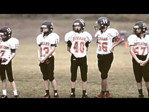 2015 Hillsboro Middle School Indians Football