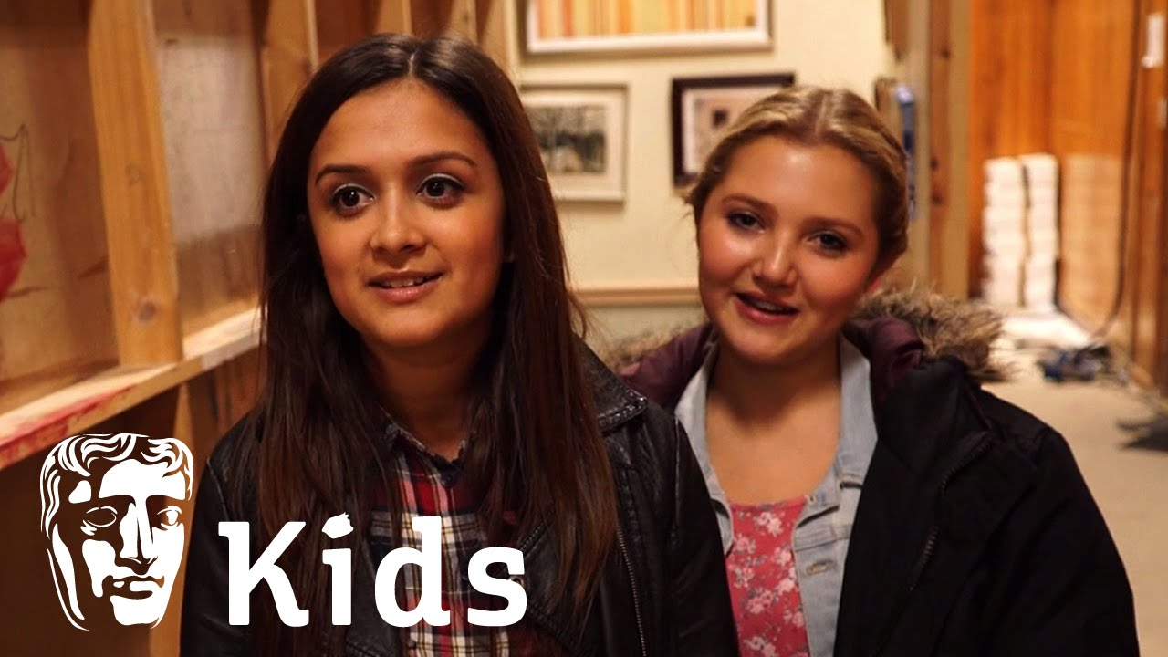Dumping Ground Set Tour With Carmen And Tee Bafta Kids Youtube