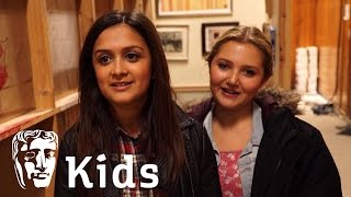 Dumping Ground set tour with Carmen and Tee | BAFTA Kids