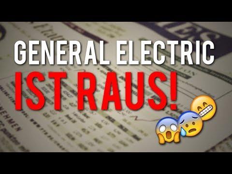 General Electric / Dividenden / Disruption / Lehren