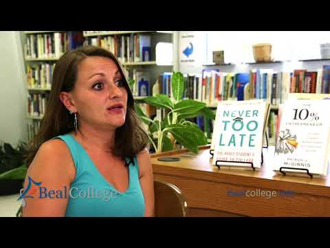 Beal College - Changed My Life
