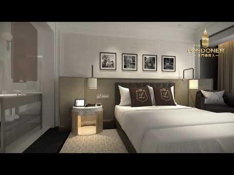 Nell'hotel di David Beckham in Cina ci sono tutti gli stereotipi di Londra, dal Big Ben ai Black Cab