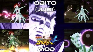 Download Video Naruto Shippuden UNS4 [MOD] : Obito Jubi Jinchuriki , Full Power Mode Ultimate Moveset [PC]【HD】 MP3 3GP MP4