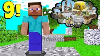 9 Minecraft Minigames You MUST Play With Your Friends