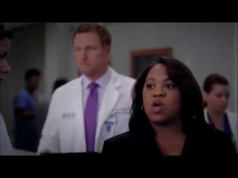 "Grey's Anatomy - Bailey ""The heart of the hospital"" 9x16"