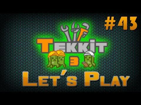 Let's Play Tekkit Ep.43 - Nuclear Silo