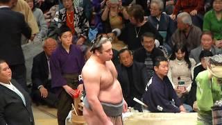 平成30年1月28日(日)、平成27年1月場所千秋楽に行ってきました! 栃ノ心...