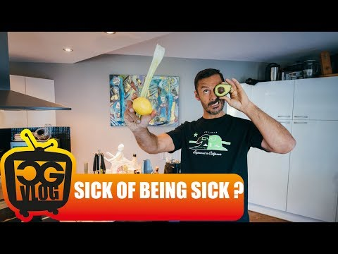 WHERE IS MY ENERGY FROM ? A JUICE RECIPE BY CÉDRIC GRACIA - CG VLOG #186