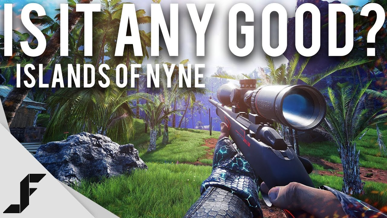 Is it any good? - Islands of Nyne Battle Royale