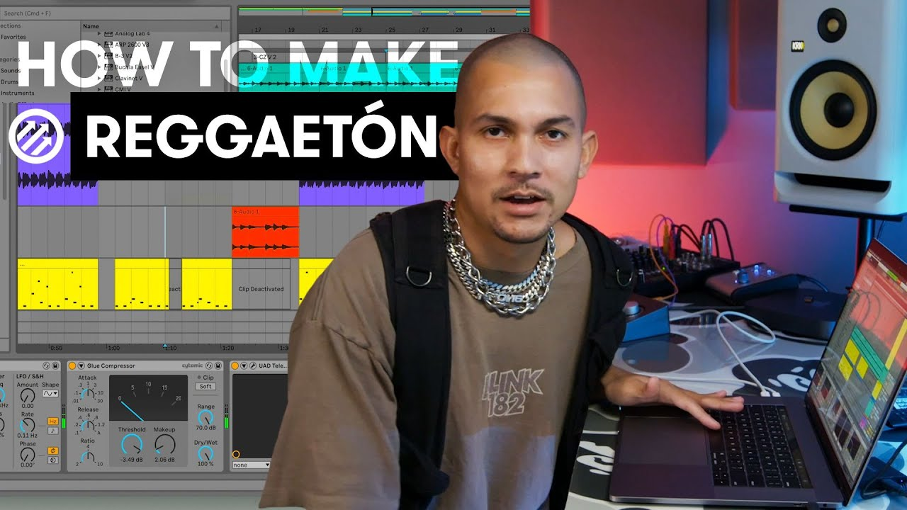 Download How to Create a Reggaetón Track with Producer Tainy (J Balvin, Bad Bunny, Anuel AA) | Pitchfork