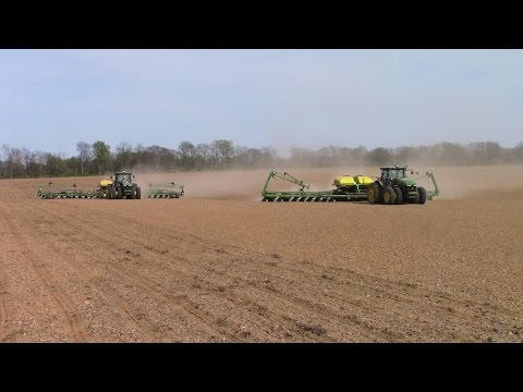 2017 Big Tractor Power Corn Planter Video Preview