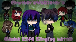 Download BrothersVsSisters Gacha Life singing battle Mp3 and Videos