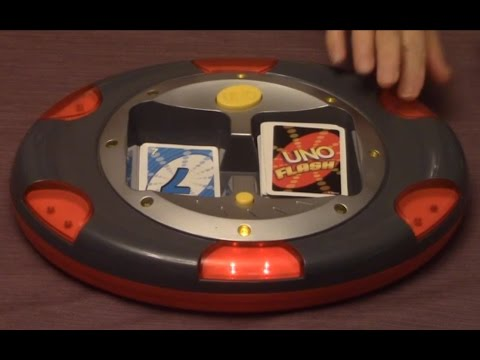 Board Games In Action Uno Flash Youtube