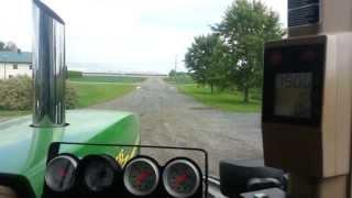Ekotuning tractor pull tuning