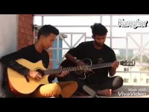 Tumi Kar Pusha Pakhi - by kureghor (তুমি কার পোষা পাখি) - by (কুঁড়েঘর) tasrif khan