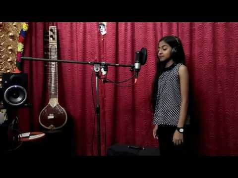 Rihanna cry | cover version  | Varsha Renjith.