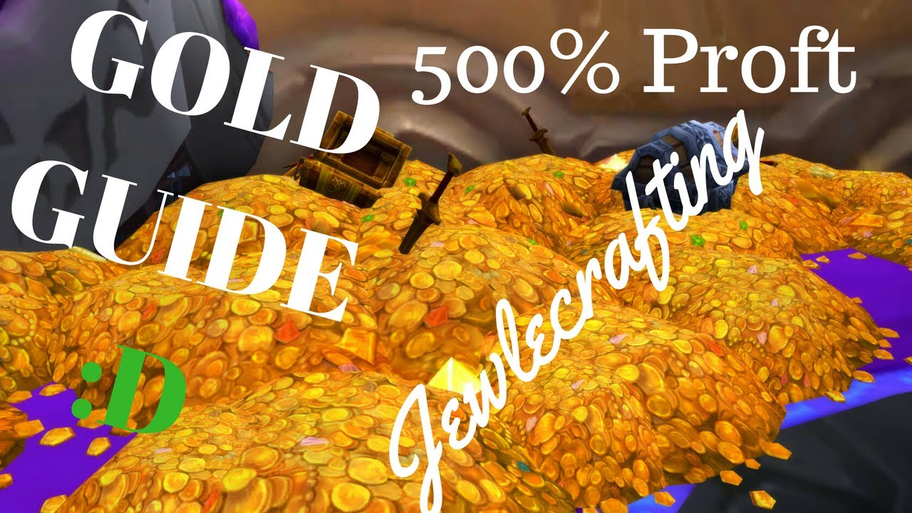 wow gold making guide legion