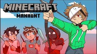 Download lagu Minecraft Manhunt, But It's Animated