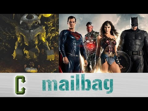Why Is Steppenwolf The Villain In Justice League? - Collider Mail Bag