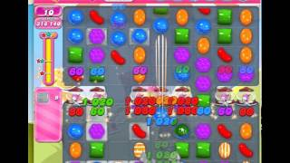 candy crush saga level 1665 no booster 3 stelle