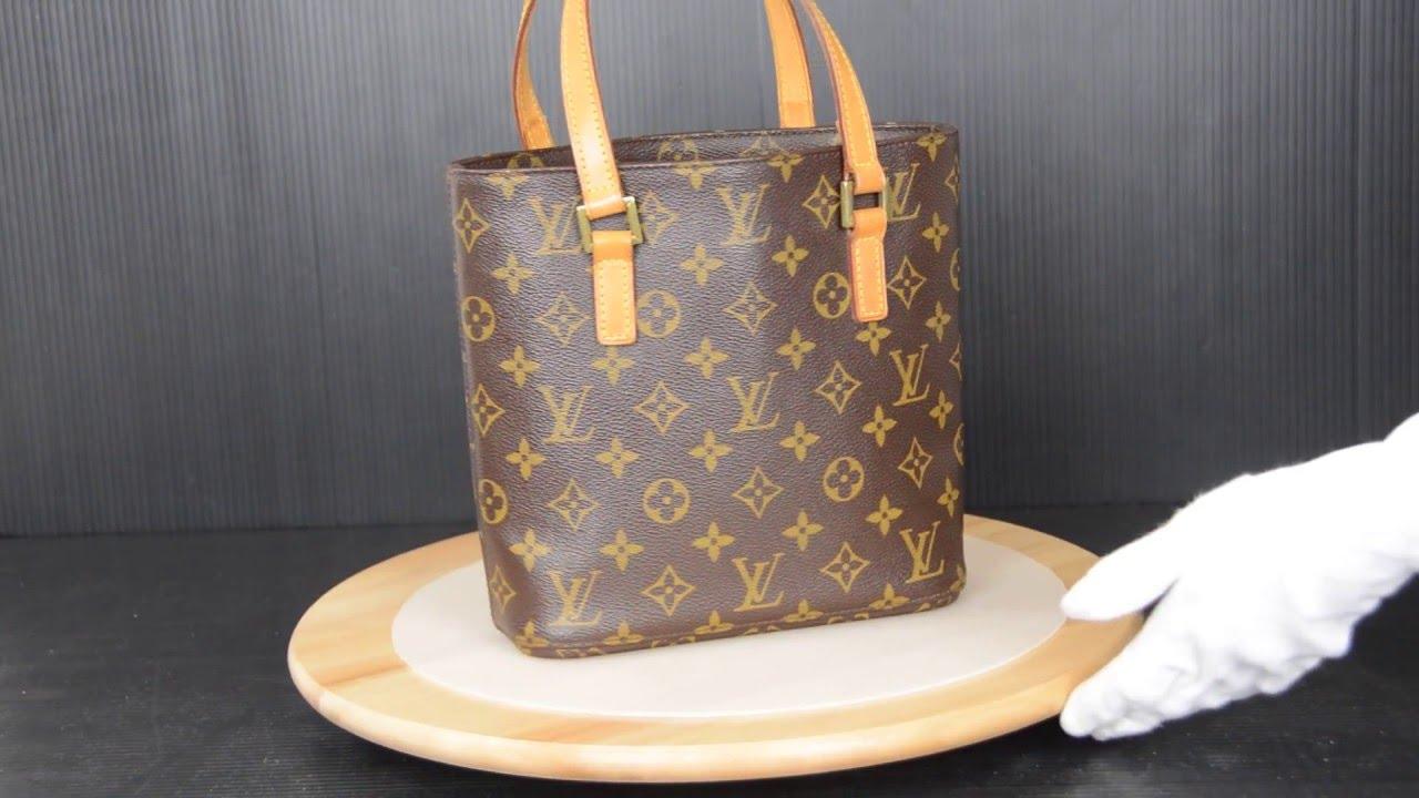 180555f4d1c2 ilovekawaii C01846 - Louis Vuitton Monogram Vavin PM Tote Hand Bag M51172