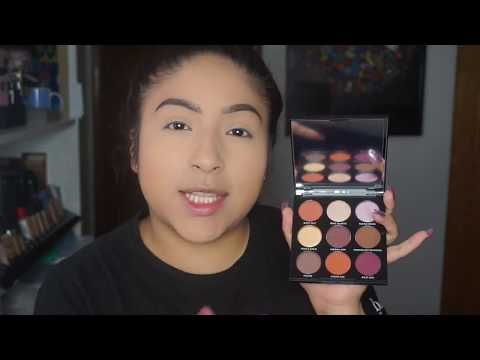 Makeup using Morphe 9C Jewel Crew (By: Michelley)