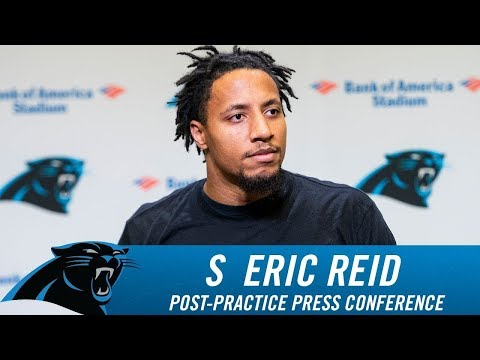 "Eric Reid: ""I'll keep speaking for my people."""