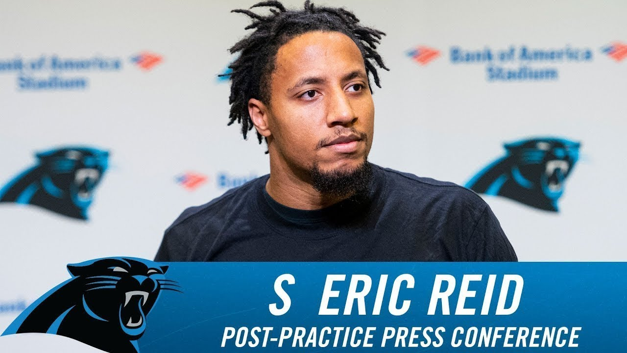 "Eric Reid | ""I'll keep speaking for my people."""