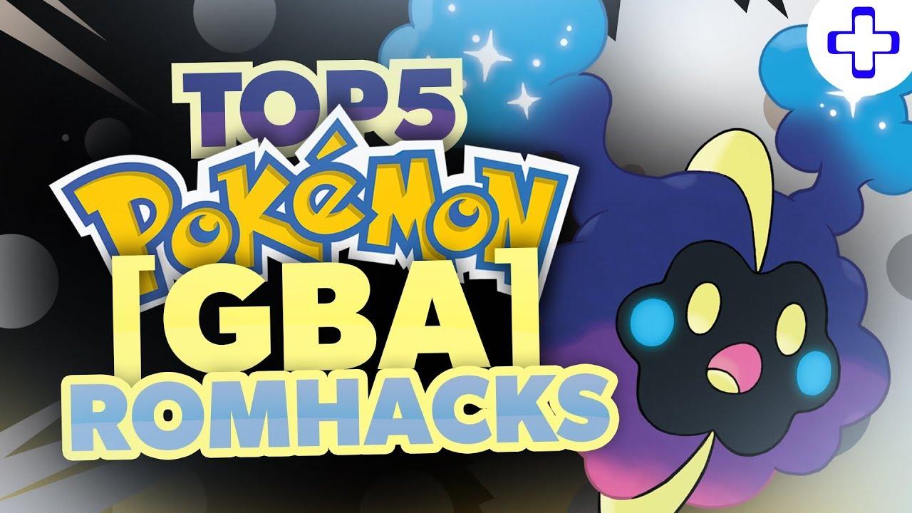 Melhores hack roms de pokemon 2019