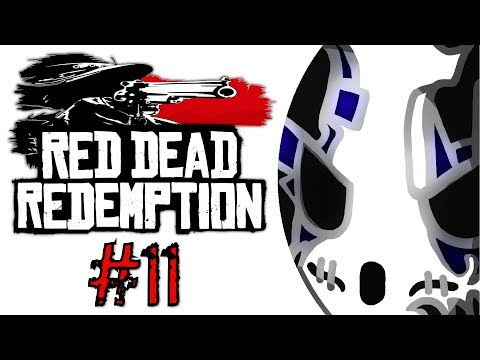 Red Dead Redemption | Let's Play Ep.11 | Seth's Treasure [Wretch Plays]