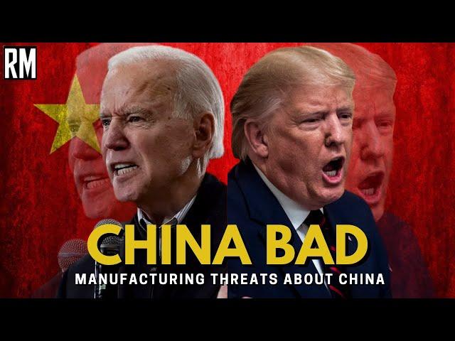 Propaganda and Manufacturing Threats About China