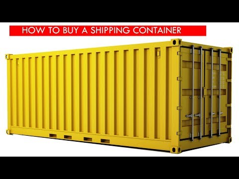 How To Buy Shipping Container For Building Container House Sheltermode