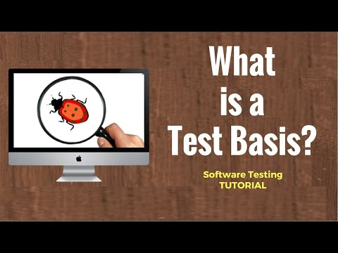 what is test basis in software testing youtube. Black Bedroom Furniture Sets. Home Design Ideas