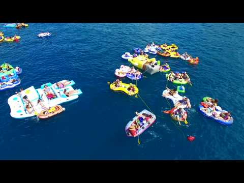 Port Huron Float Down 2016 - Port Huron, Michigan