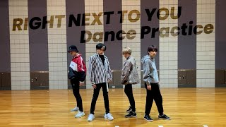 Sexy Zone「RIGHT NEXT TO YOU」Dance Practice Video