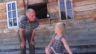 Гамарджоба, Грузия(Мое первое летнее путешествие по Грузии с дедом., 2014-12-30T18:56:41.000Z)