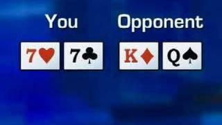 Expert Insight Poker Tip: Pre-Flop Match-ups Part 1