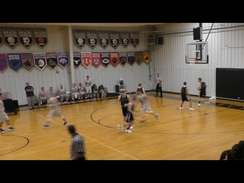 USCAA Basketball • Crown College vs Appalachian Bible College • November 10, 2018