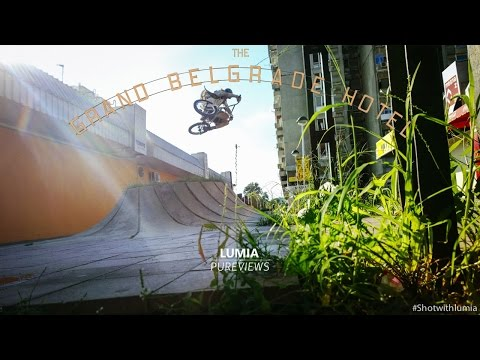 BMX | Grand Belgrade Hotel | LUMIAPUREVIEWS