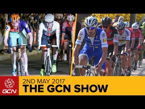 Road Racers Vs Fixed Gear Riders - Who Is Tougher? | The GCN Show Ep. 225