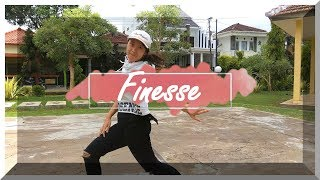 FINESSE (Remix) - Bruno Mars ft Cardi B Dance Cover | Matt Steffanina Choreography