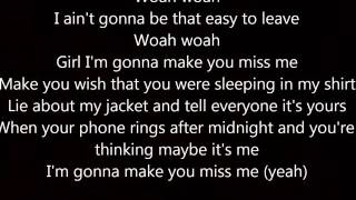 Download lagu Sam Hunt Make You Miss Me Lyrics