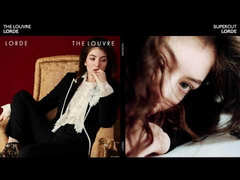 THE LOUVRE x SUPERCUT (Pt. 2) - Lorde Mashup