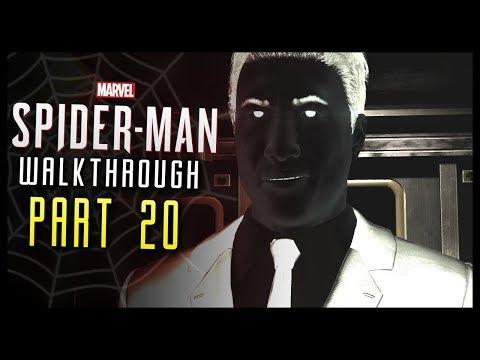Spider-Man PS4 Walkthrough Part 20 Mr Negative Attacks GCT!